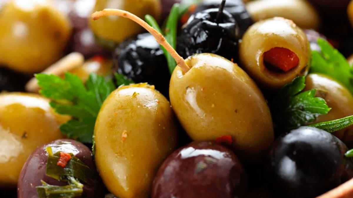 Aceitunas Para El Colesterol Y Triglicéridos Son Buenas
