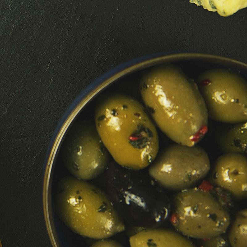 Guía Básica Cómo Aliñar Las Aceitunas Aceitunas